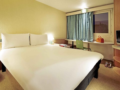 ibis Malaga Aeropuerto Avenida Velazquez - Guest Room