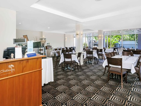 All Seasons Cairns - Restaurant