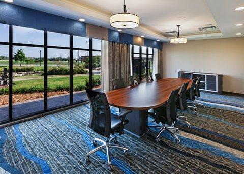 Holiday Inn Express & Suites GLENPOOL-TULSA SOUTH - Boardroom b