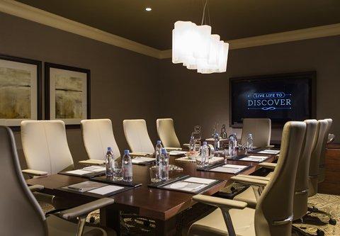 Renaissance Tampa International Plaza Hotel - Bruschetta Boardroom