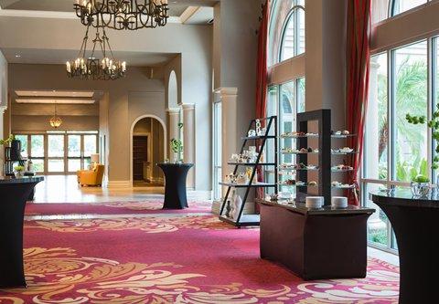 Renaissance Tampa International Plaza Hotel - Costa del Sol Foyer
