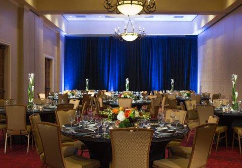 Renaissance Tampa International Plaza Hotel - Costa Del Sol Ballroom