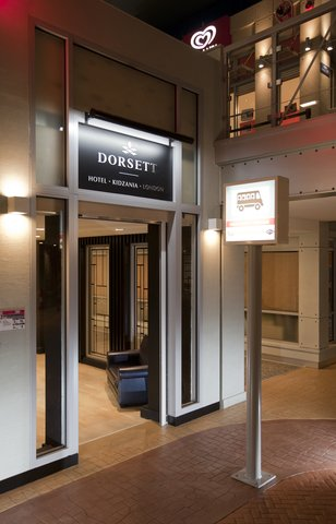 Dorsett Shepherds Bush Hotel - Dorsett Kidzania Entrance