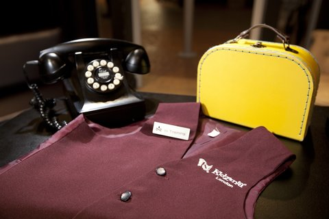 Dorsett Shepherds Bush Hotel - Dorsett Kidzania Uniform