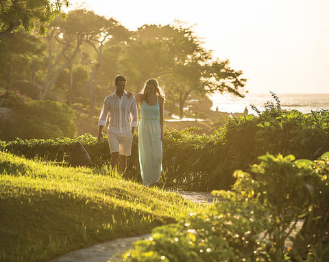 Four Seasons Resort Bali at Jimbaran Bay - Resort Walk
