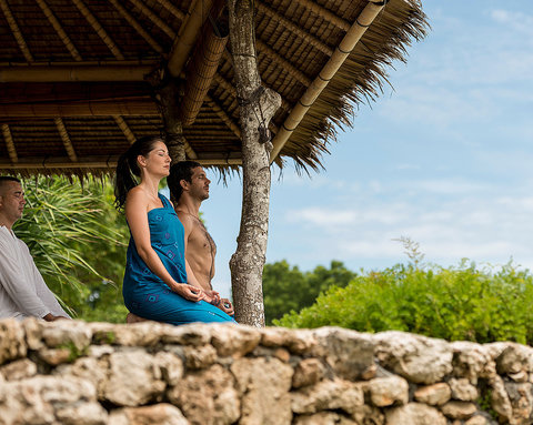 Four Seasons Resort Bali at Jimbaran Bay - Yoga  Meditation and Visiting Practitioners