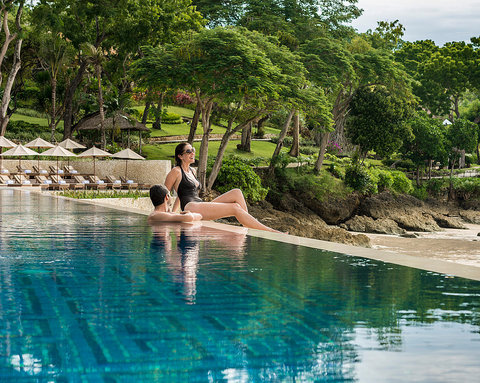 Four Seasons Resort Bali at Jimbaran Bay - Sundara Infinity Pool