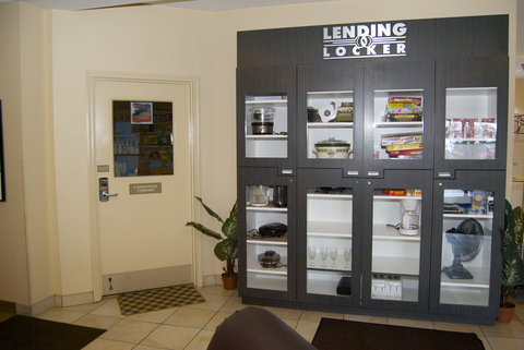 Candlewood Suites ELKHART - Candlewood Lending Locker