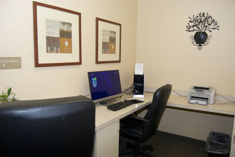 Candlewood Suites ELKHART - Business Center