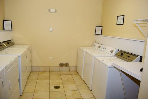 Candlewood Suites ELKHART - Laundry Facility
