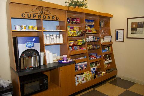 Candlewood Suites ELKHART - Candlewood Cupboard Vending