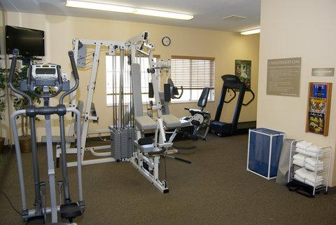 Candlewood Suites ELKHART - Fitness Center