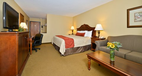 BEST WESTERN PLUS Dubuque Hotel & Conference Center - King Hide-a-Bed