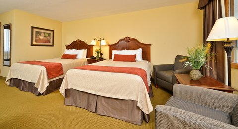 BEST WESTERN PLUS Dubuque Hotel & Conference Center - Two Queen