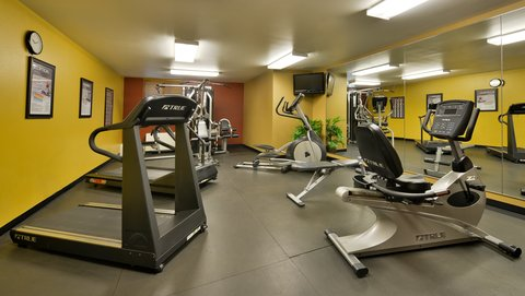 BEST WESTERN PLUS Dubuque Hotel & Conference Center - Fitness Center