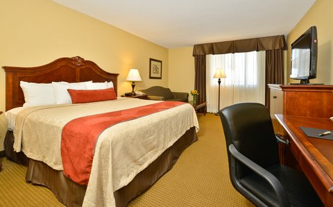 BEST WESTERN PLUS Dubuque Hotel & Conference Center - King Room