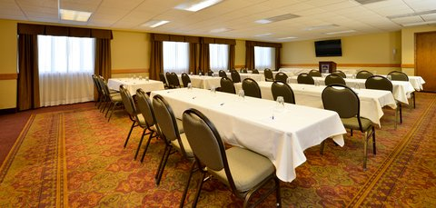 BEST WESTERN PLUS Dubuque Hotel & Conference Center - Meeting Room