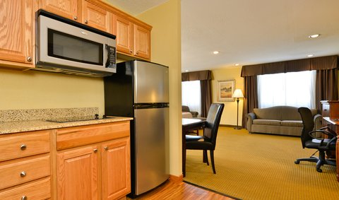 BEST WESTERN PLUS Dubuque Hotel & Conference Center - Extended Stay Suites
