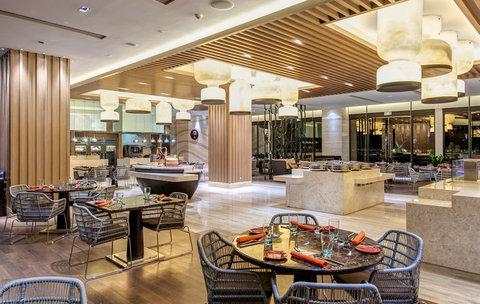 Holiday Inn Resort HAINAN CLEAR WATER BAY - Cafe Tee