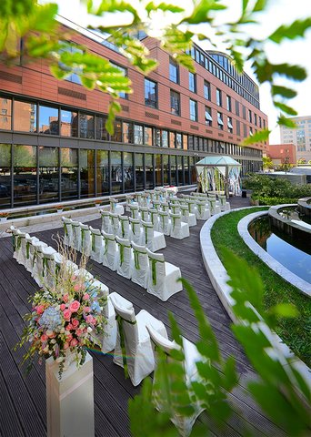北京紫金丽亭酒店 - Garden