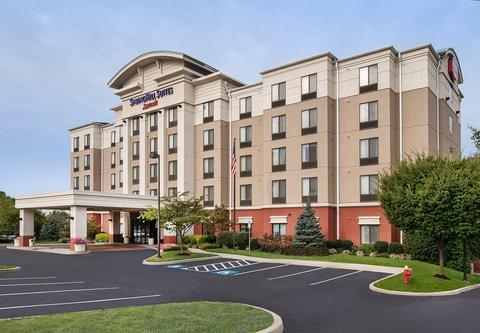 SpringHill Suites Hagerstown - Exterior