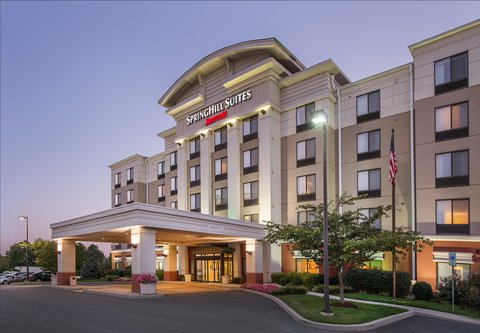 SpringHill Suites Hagerstown - Entrance