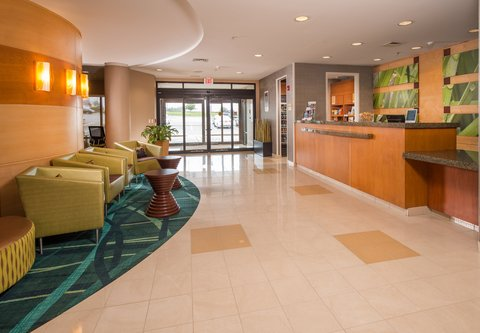 SpringHill Suites Hagerstown - Lobby