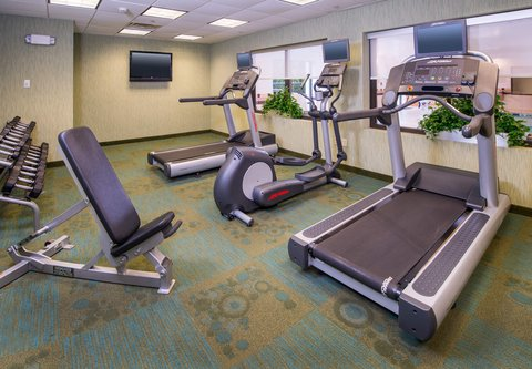 SpringHill Suites Hagerstown - Fitness Center