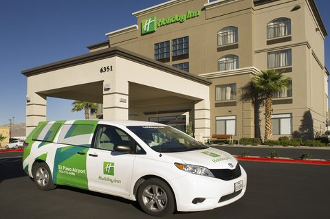 Wingate by Wyndham El Paso Airport - The Holiday Inn El Paso Airport and Complimentary Shuttle Service