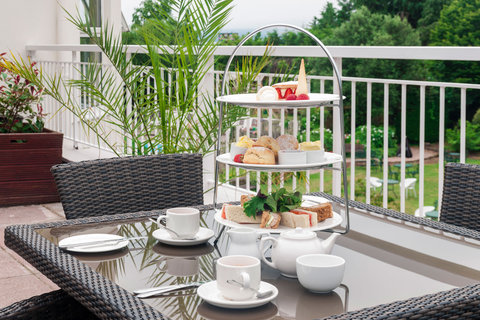 Grosvenor Hotel - BESTAfternoon Tea