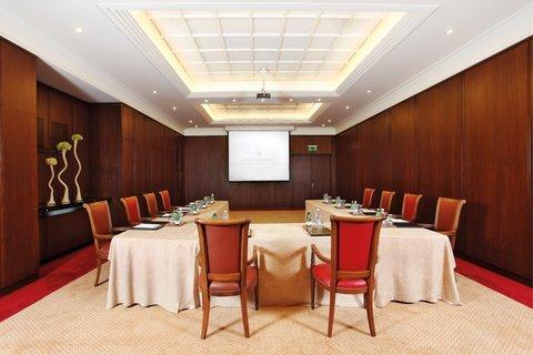 玛加尔黎巴嫩青山温泉度假洲际酒店 - Meeting Room