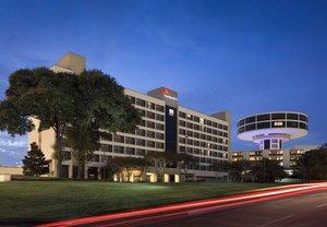 Exterior view - Marriott Houston Bush Airport Hotel