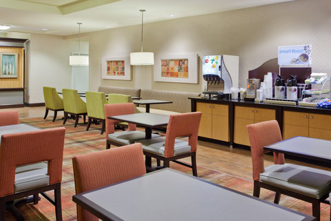 Holiday Inn Express & Suites HUNTSVILLE WEST - RESEARCH PK - Breakfast Area