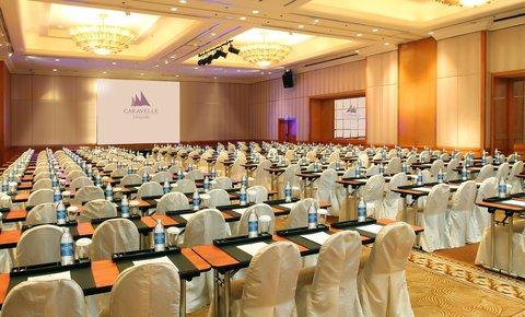 Caravelle Hotel - Ballroom Classroom Setup at  Caravelle Saigon