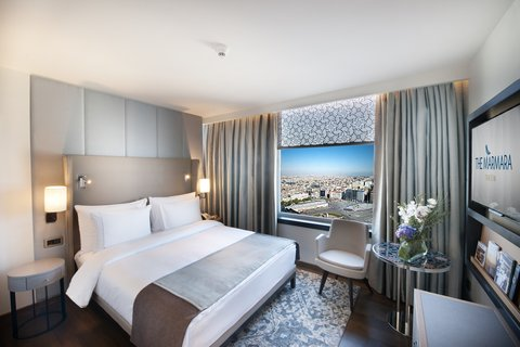 The Marmara Taksim - Deluxe Junior City View at The Marmara Taksim
