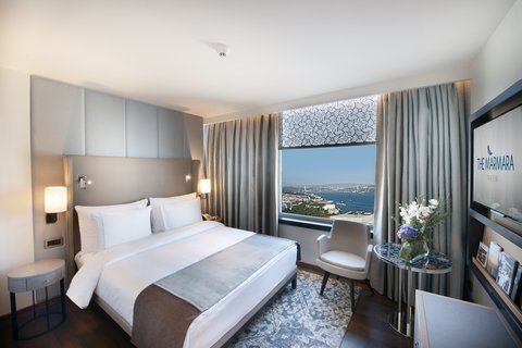 The Marmara Taksim - Deluxe Junior Sea at The Marmara Taksim