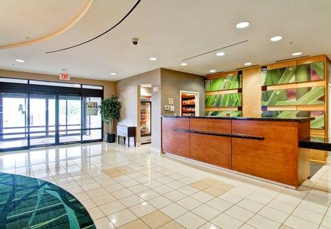 SpringHill Suites Erie - Front Desk