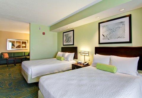 SpringHill Suites Erie - Double Double Suite