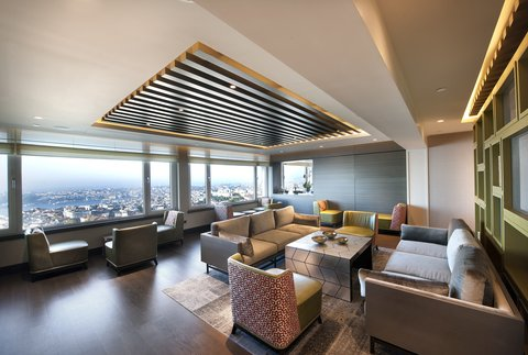 The Marmara Taksim - Club Rooms Suites at The Marmara Taksim