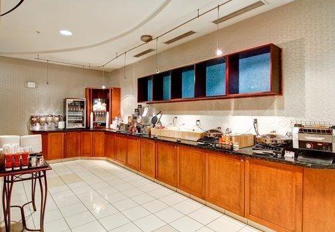SpringHill Suites Erie - Breakfast Buffet