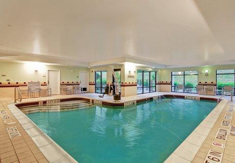 SpringHill Suites Erie - Indoor Pool