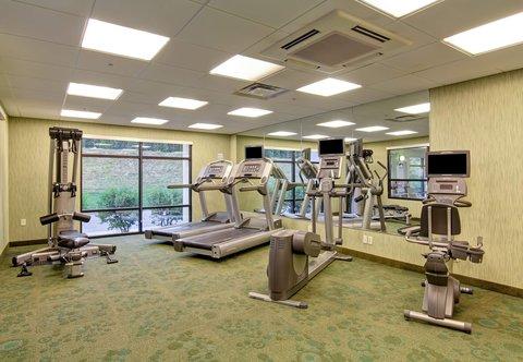 SpringHill Suites Erie - Fitness Center - Cardio Equipment