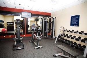 Fitness/ Exercise Room - Hampton Inn Freeport