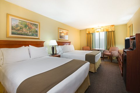 Holiday Inn Express ATLANTA AIRPORT-COLLEGE PARK - Executive Double Bed Guest Room