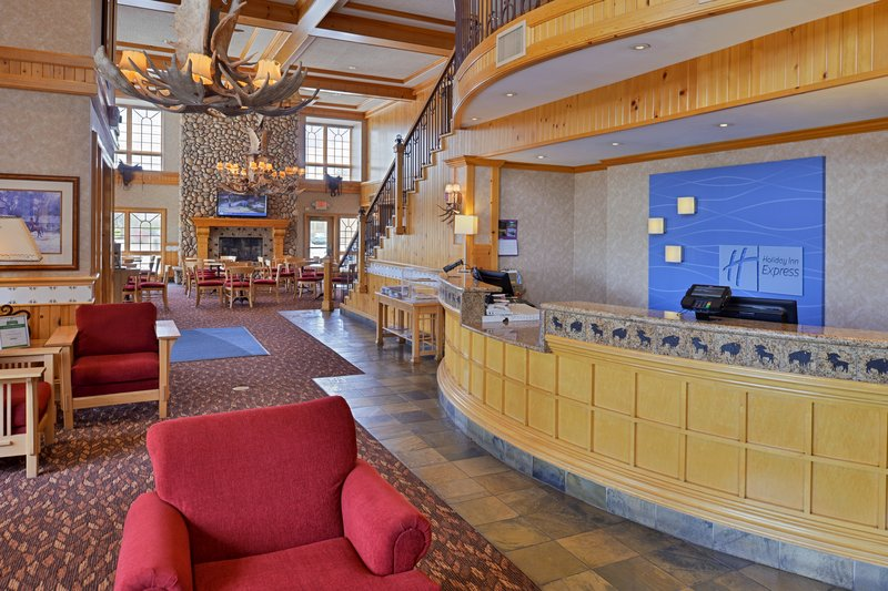 Holiday Inn Express & Suites ELKO - Sparks, NV