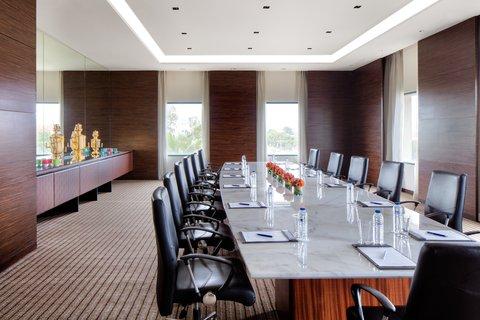 Radisson Blu Cebu - Meeting Room