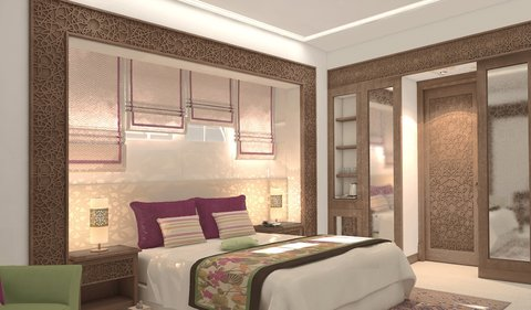 Najd Boutique Hotel - Pearl Room