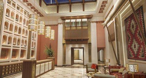 Najd Boutique Hotel - Main Entrance Hall