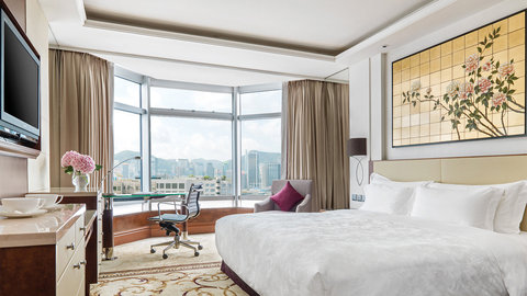 The Langham, Hong Kong - Tlhkg Rooms Deluxe City View