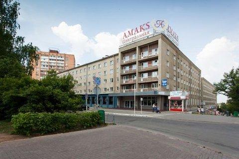Amaks Centralnaya - Exterior View